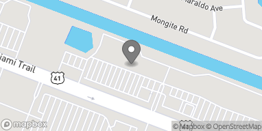 Map of 17195 Tamiami Trail in North Port