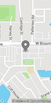 Mapa de 11212 Sullivan Street en Riverview