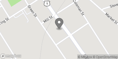 Mapa de 226 South Main Street en Swainsboro