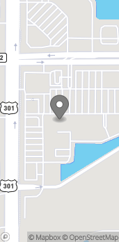 Mapa de 10645 Big Bend Road en Riverview