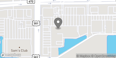 Map of 10645 Big Bend Road in Riverview