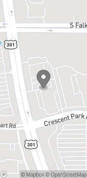 Mapa de 3912 S US HWY 301, Unit 1 en Riverview