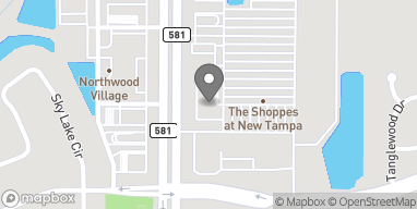 Map of 1770 Bruce B Downs Blvd in Wesley Chapel