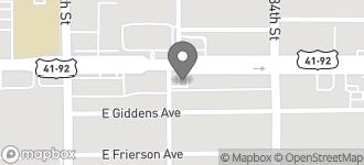 Map of 3201 East Hillsborough in Tampa