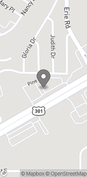 Map of 8322 US 301 N in Parrish