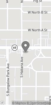 Mapa de 2730 W Kennedy Blvd en Tampa
