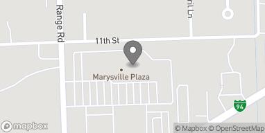 Mapa de 3188 Gratiot Blvd en Marysville