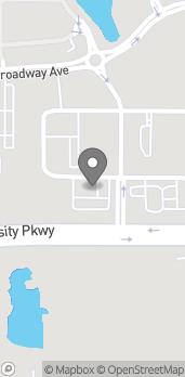 Mapa de 2515 University Parkway en Sarasota