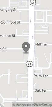 Mapa de 4238 S Tamiami Trl en Sarasota