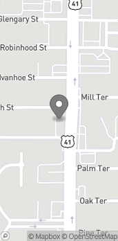 Map of 4238 South Tamiami Trail in Sarasota