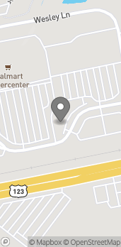 Map of 125 Rolling Hills Circle in Easley