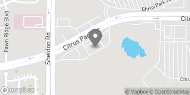 Mapa de 8610 Citrus Park Drive en Tampa