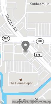 Mapa de 6712 Memorial Highway en Tampa