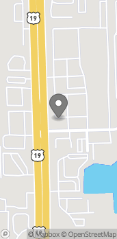 Mapa de 33125 US Hwy 19 en Palm Harbor