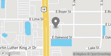 Map of 40743 US Hwy 19 N in Tarpon Springs