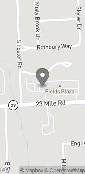 Mapa de 31081 23 Mile Rd en New Baltimore