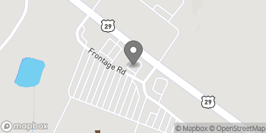 Map of 175 Frontage Rd in Hartwell