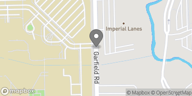 Map of 44540 Garfield Rd in Clinton Township