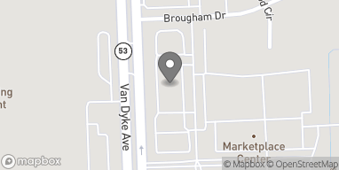 Mapa de 35744 Van Dyke en Sterling Heights