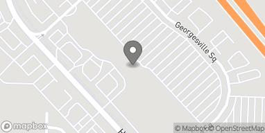Mapa de 1649 Georgesville Square Drive en Columbus