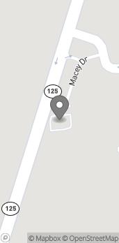Mapa de 3886 Bemiss Road en Valdosta
