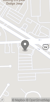 Map of 2510 S. Telegraph Road in Bloomfield Hills