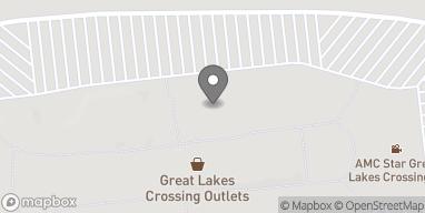 Mapa de 4584 Baldwin Road en Auburn Hills