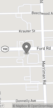 Map of 31445 Ford Rd in Garden City