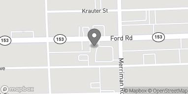 Mapa de 31445 Ford Rd en Garden City