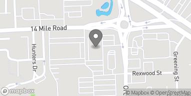 Mapa de 31361 Orchard Lake Rd en Farmington Hills