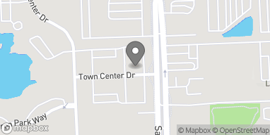 Mapa de 6325 Sashabaw Road en Clarkston