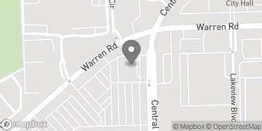Map of 36555 West Warren Road in Westland