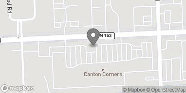 Mapa de 42633 Ford Rd en Canton