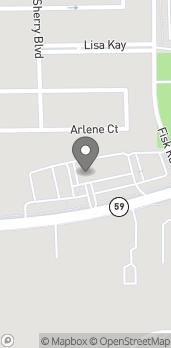 Mapa de 9278 Highland Rd en White Lake