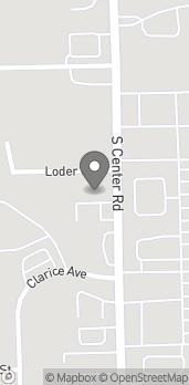 Mapa de 2350 South Center Rd en Burton