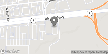 Map of 6515 Airport Hwy in Holland