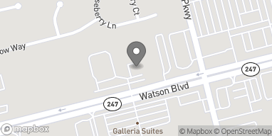 Map of 4016 Watson Blvd in Warner Robins