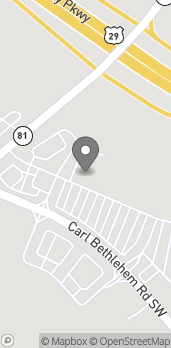 Mapa de 916 Loganville Hwy en Bethlehem