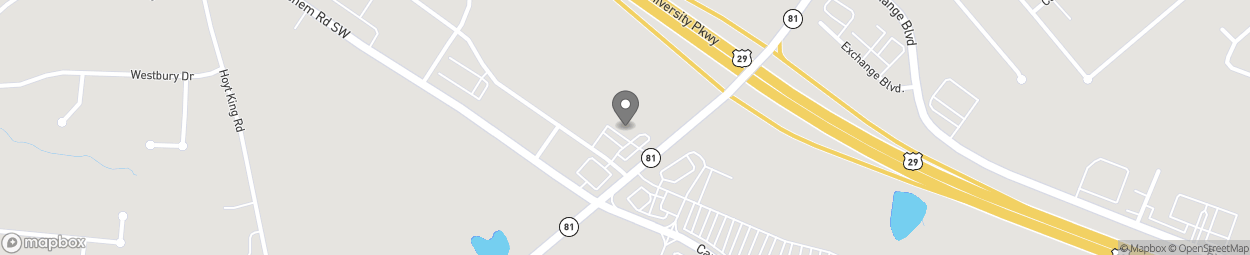 Map of 915 Loganville Highway in Bethlehem