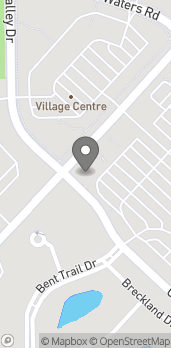 Map of 3157 Ann Arbor Saline Road in Ann Arbor