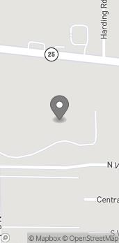 Mapa de 2970 Center Avenue en Essexville