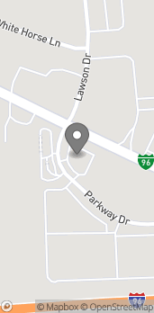 Map of 1251 Lawson Dr in Howell
