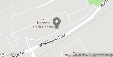 Map of 5429 Washington Pike in Knoxville