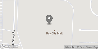 Map of 4101 E Wilder Rd in Bay City