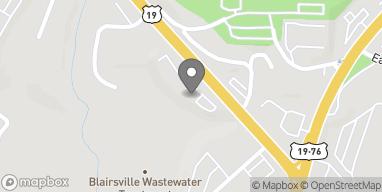 Mapa de 305 Murphy Hwy en Blairsville