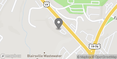 Map of 305 Murphy Hwy in Blairsville