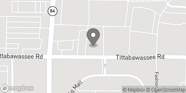 Map of 2910 Tittabawassee Rd in Saginaw