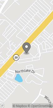 Mapa de 1550 SE Hwy 138 en Conyers