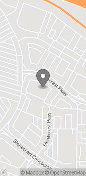 Map of 7105 Stonecrest Pkwy in Lithonia