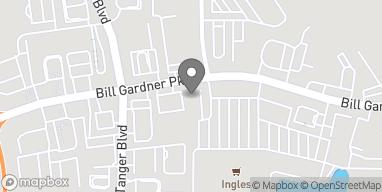 Mapa de 4902 Bill Gardner Pkwy en Locust Grove
